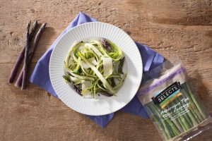 Asparagus Ribbon Salad with Parmesan-054